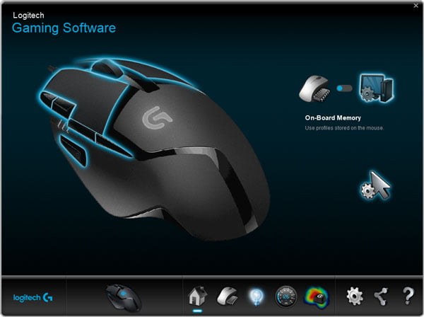Gaming Mouse Functions Software