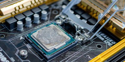 Removing thermal paste featured