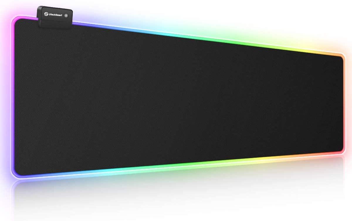 UtechSmart RGB Gaming Mouse Pad