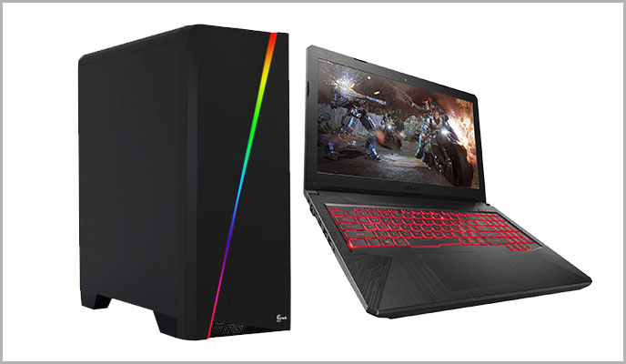 Which gaming PC or Laptop can run CSGO