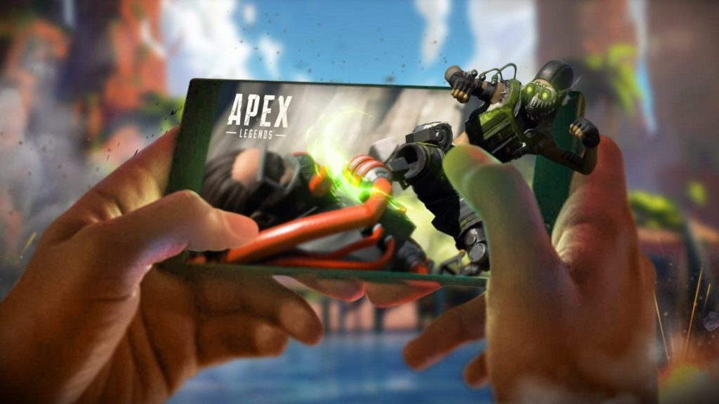 mobile version of Apex Legends is still coming or not