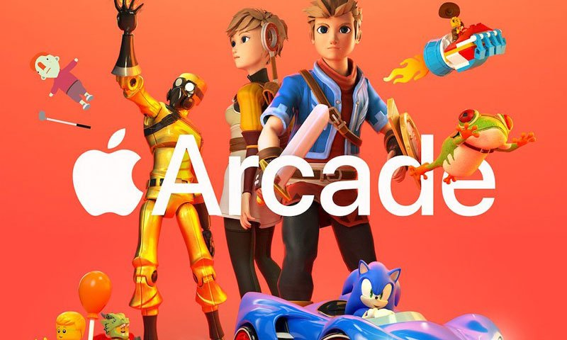 What is Apple Arcade?