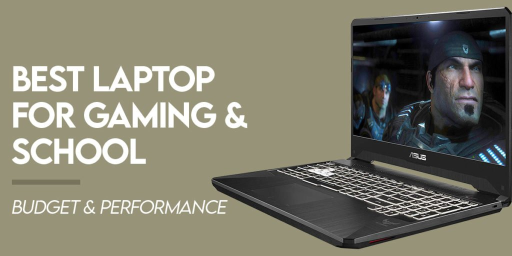 Best Laptop for Gaming and School (Performance & Budget-Friendly)