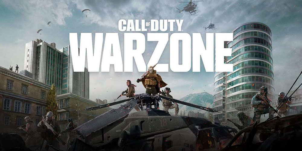 Can I run call of duty Warzone?