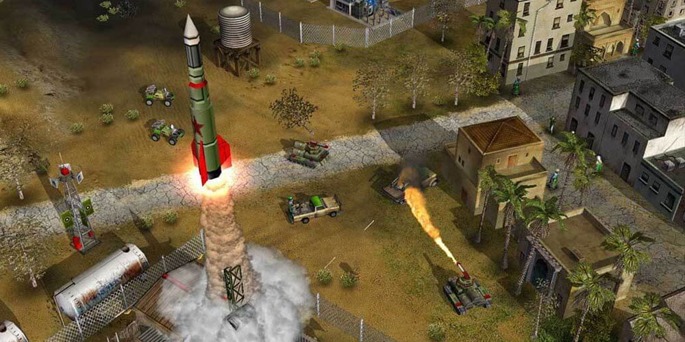 Command and Conquer Remastered Version