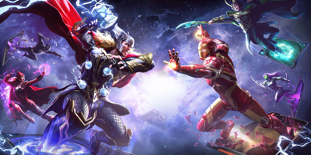 Marvel Duel to Enter the Beta Testing Phase Started March 19