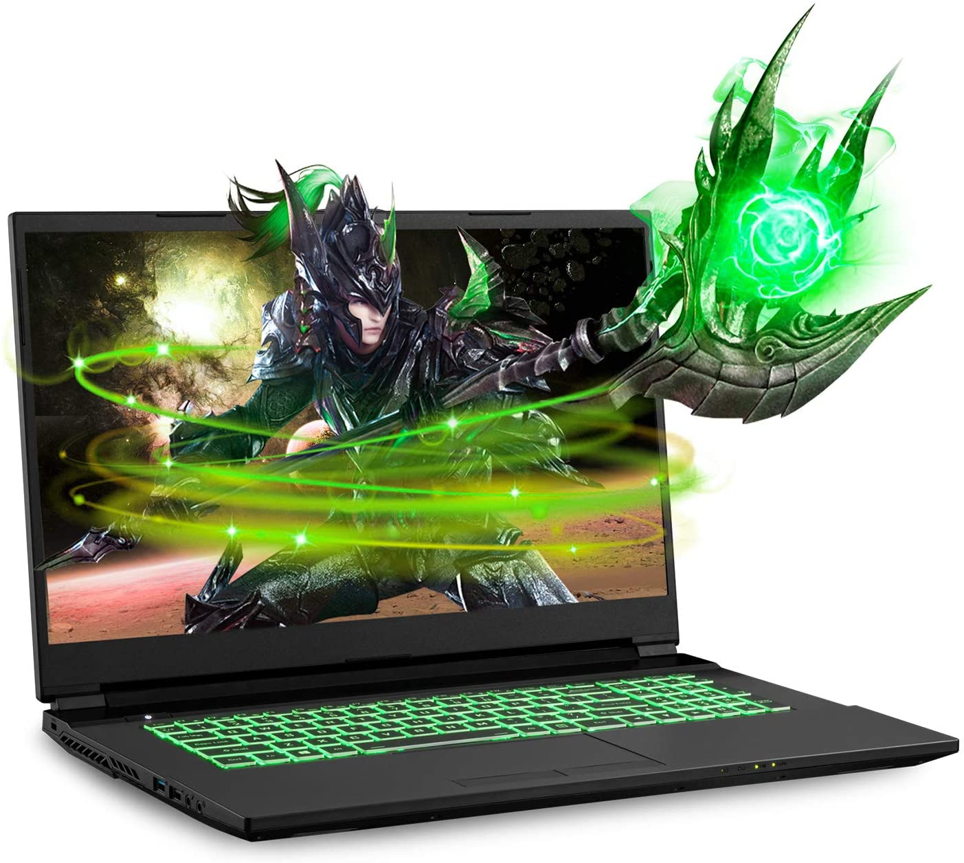 The Big Screen Budget Gaming Laptop