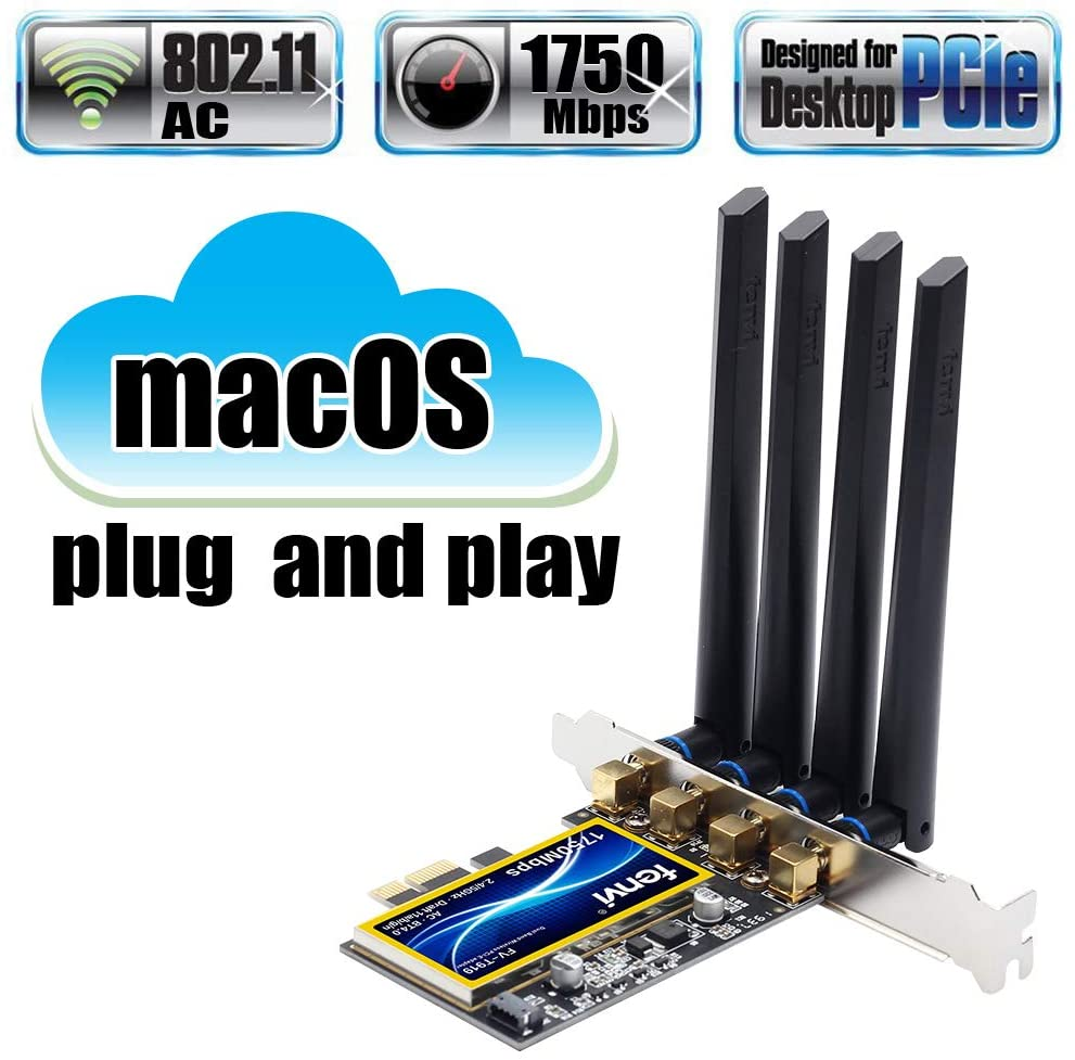 Best WiFi Card for MAC OS Systems