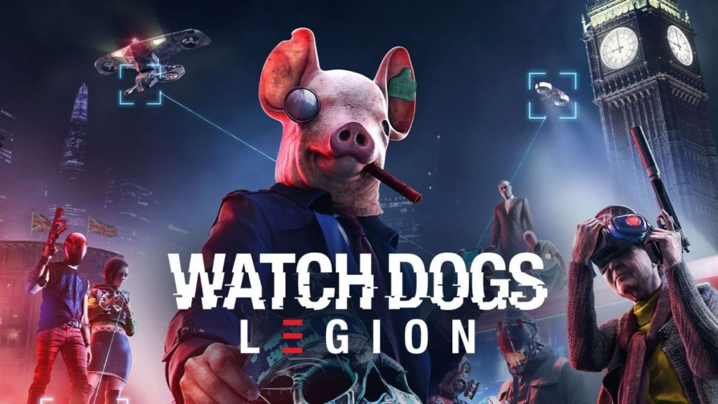 The New Watchdogs Legion Game is Going to be Revolutionary