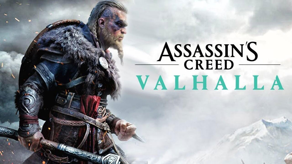 The soon-coming Assassin's Creed Valhalla