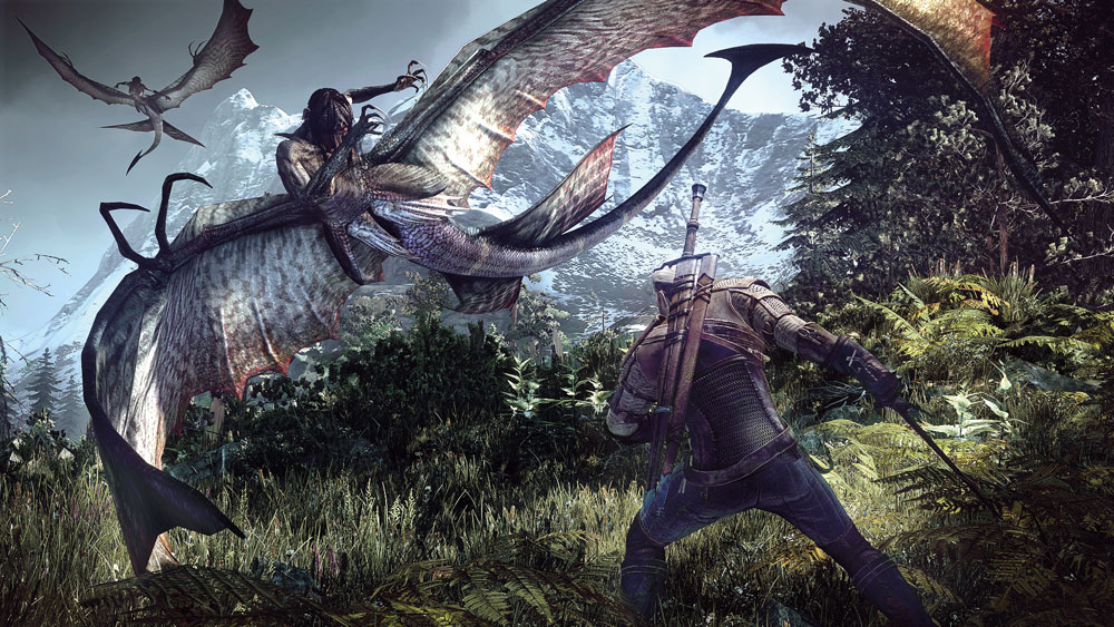 Witcher 3: Wild Hunt is going to have a free upgrade